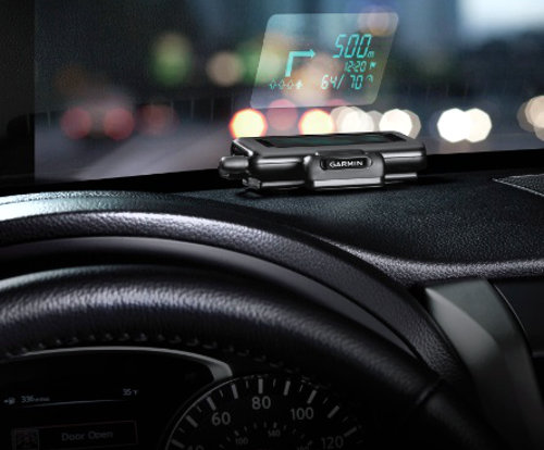 Garmin-HUD-display-car