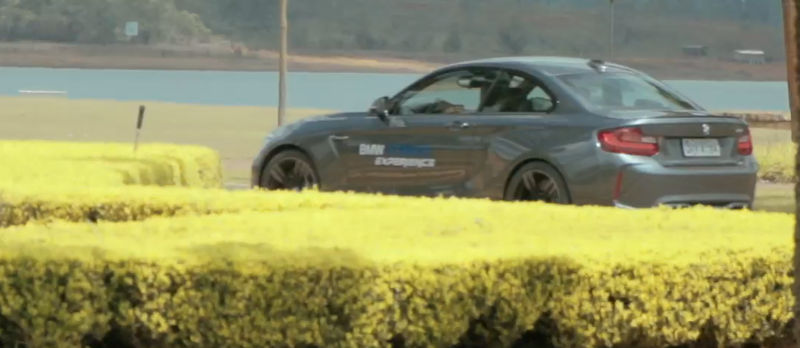 BMW Ultimate Experience M2