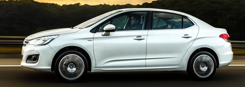Foto do Citroen C4 Lounge turbo 2017