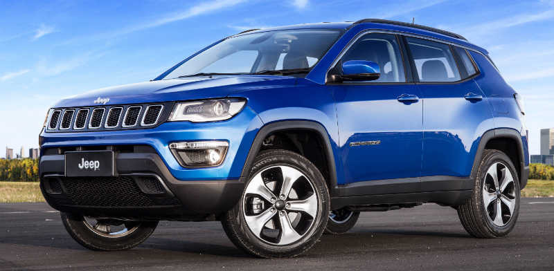 Foto do Jeep Compass Trailhawk 2017