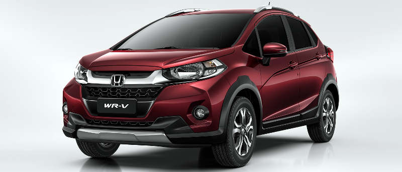 Design do Honda WR-V