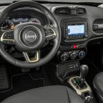 Painel do Jeep Renegade Limited 2017