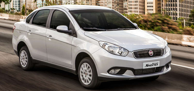 Foto do Fiat Grand Siena Attractive 1.0