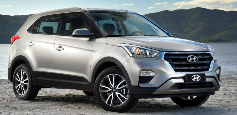 Foto do Hyundai Creta