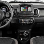 Painel do Fiat Mobi Drive 2018