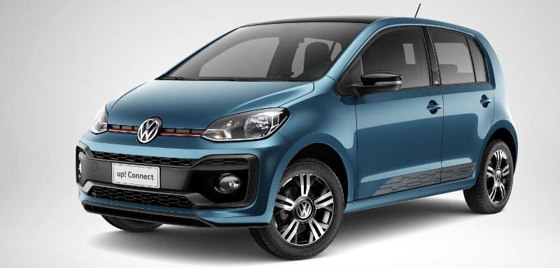Volkswagen Connect up 2018 TSI turbo