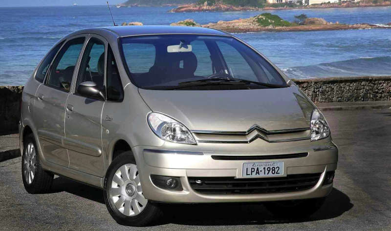 Citroën Xsara Picasso Exclusive