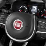 Paddle shift do câmbio automatizado GSR do Fiat Argo Drive 1.3 2018