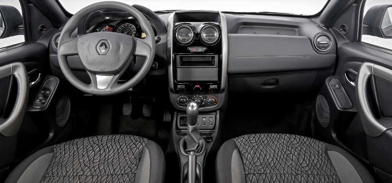 Painel da Renault Duster Oroch Express