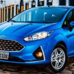 Ford New Fiesta SEL 2018