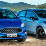 Ford New Fiesta SEL e New Fiesta Style EcoBoost 2018