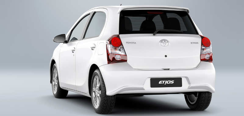 Toyota Etios X-Plus 2019 hatch