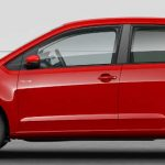 Lateral do Volkswagen Move Up 2019