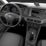 Painel do Volkswagen Polo 2019
