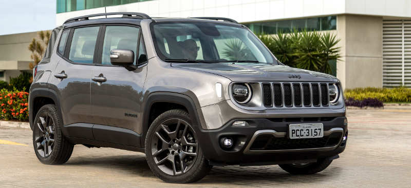 Jeep Renegade Limited 1.8 flex 2019