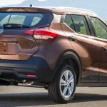 SUV Nissan Kicks S 2020 manual