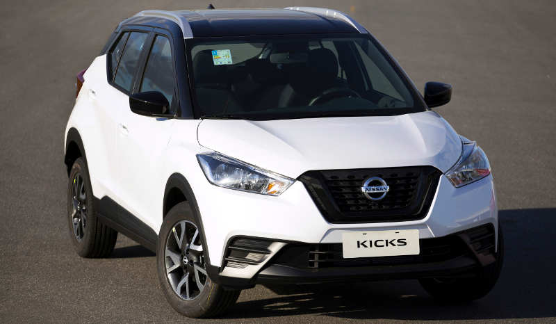 Nissan Kicks S Special Edition 2020