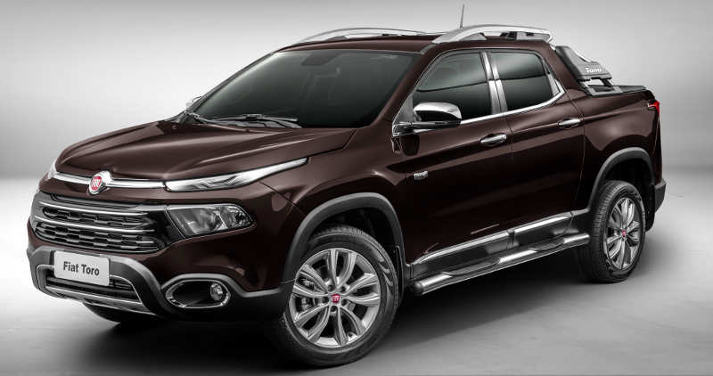 Fiat Toro Ranch AT9 diesel 2020