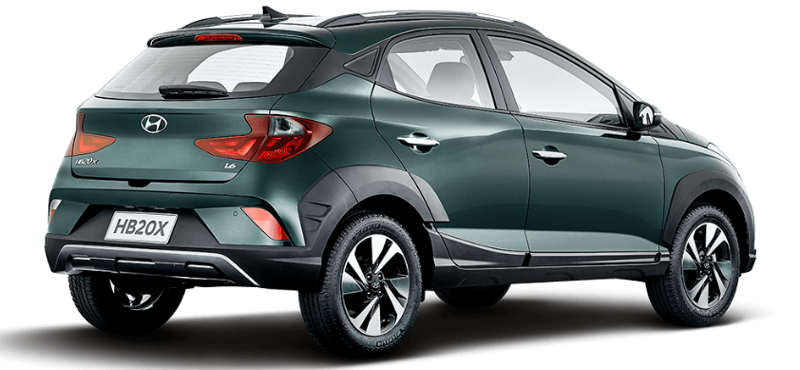Hyundai HB20X Diamond Plus 2020