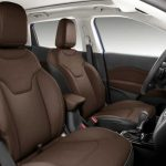 Interior do Jeep Compass Limited 2021