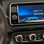 Painel do Nissan Kicks SV 2020 UEFA Champions League