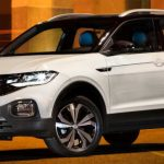 Volkswagen T-Cross Highline 2021