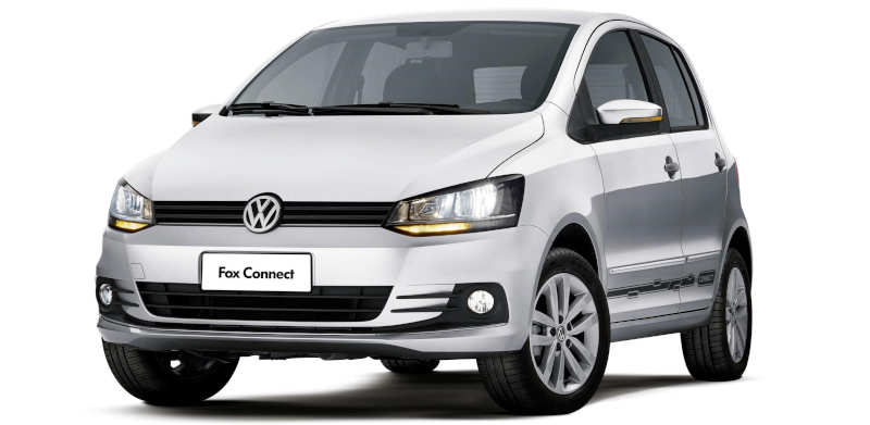 Volkswagen Fox Connect 2021