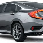 Honda Civic EXL 2021 CVT