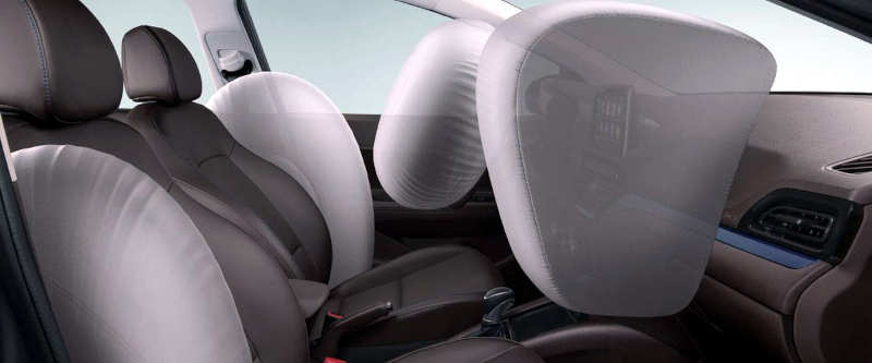Airbags do Hyundai HB20 Diamond Plus 2021
