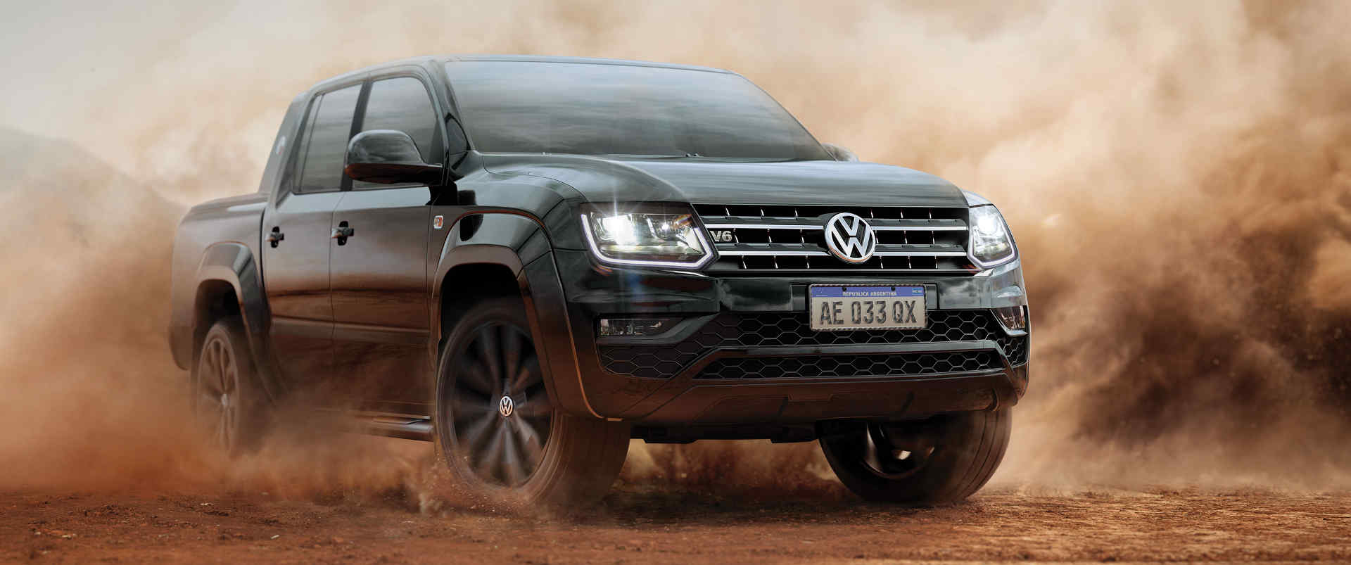 Volkswagen Amarok Extreme Black Style 2021: picape mais potente do Brasil