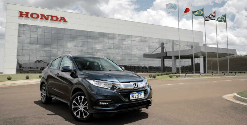 Honda HR-V Touring 2021