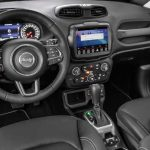 Painel do Jeep Renegade Limited