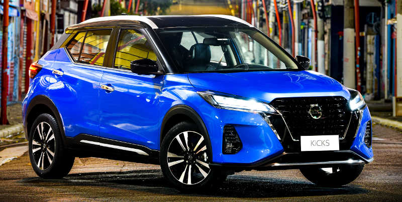Novo Nissan Kicks Exclusive 2022