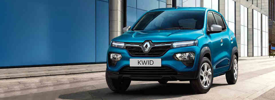 Capa do novo Renault Kwid