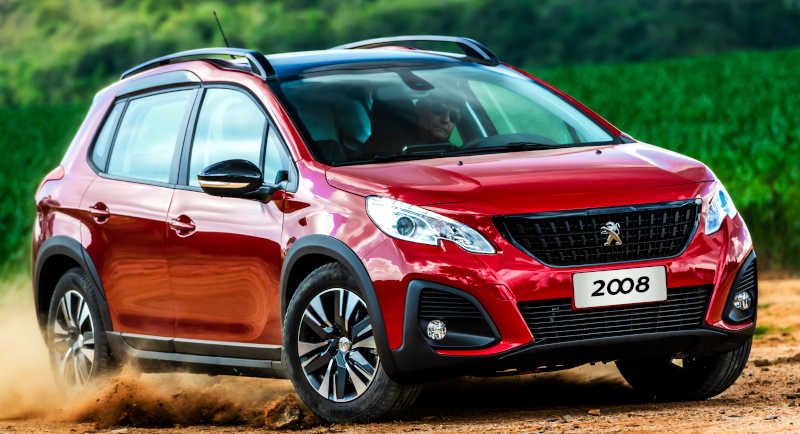 Peugeot 2008 Griffe THP 2022